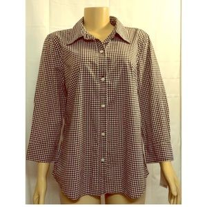 NEW authentic American classic izod 1937 blouse